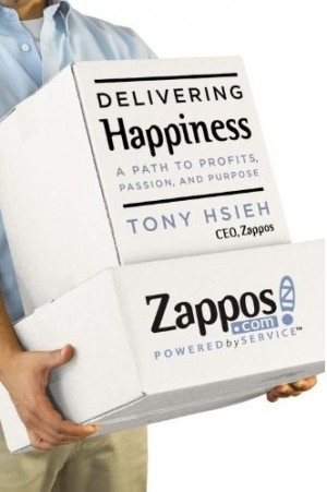 Delivering Happiness – Zappos