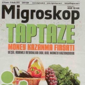 Migros'un sadakat kartı yolculuğu