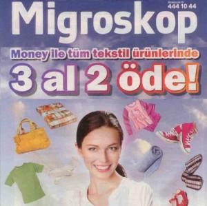Migros'un sadakat kartı yolculuğu – 2