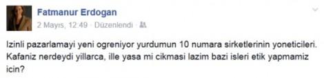 izinli_Fatmanur
