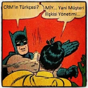 CRM'in Türkçesi – Video