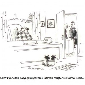 Bankalarda CRM – 1
