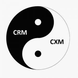 CRM ve CXM
